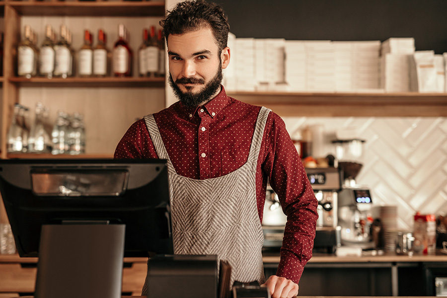 Restaurant table management software linking to POS